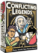 Conflicting Legends (English Edition)