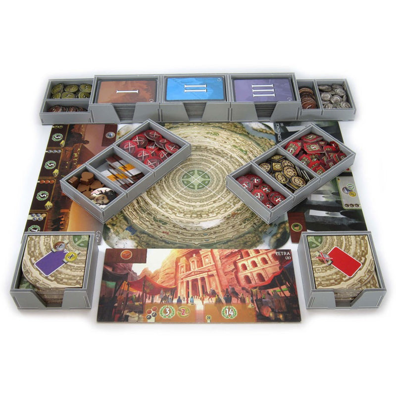 Folded Space - 7 Wonders and Expansions