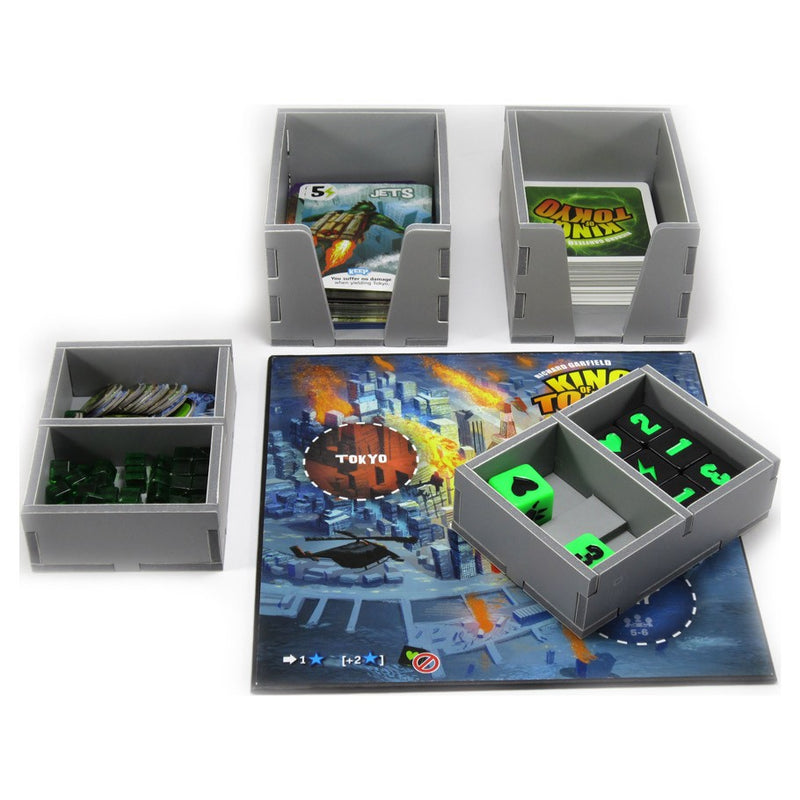 Folded Space - King of Tokyo & Expansions (v1) (Removed)