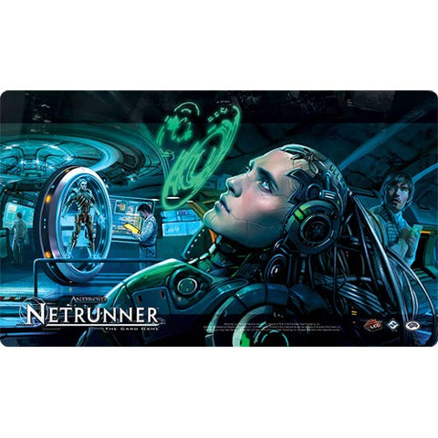 Android Netrunner: Creation & Control Playmat