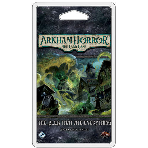 Arkham Horror: The Card Game - The Blob That Ate Everything Scenario Pack