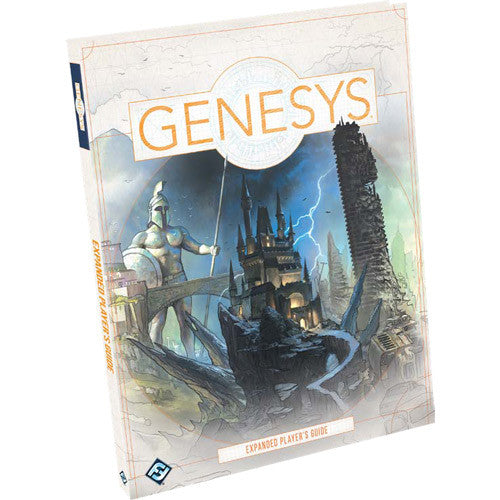 Genesys RPG: Expanded Player's Guide Hardcover *PRE-ORDER*