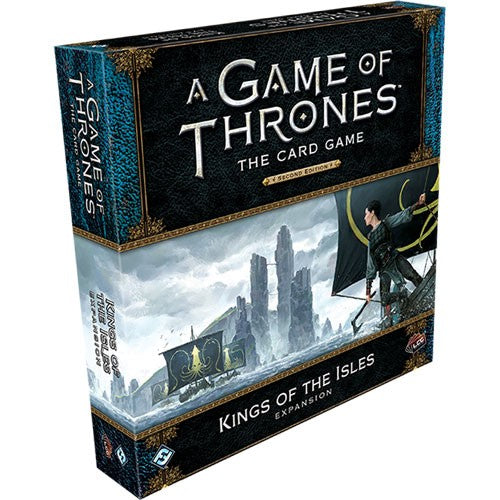 A Game of Thrones: The Card Game (Second Edition) - Kings of the Isles Deluxe Expansion