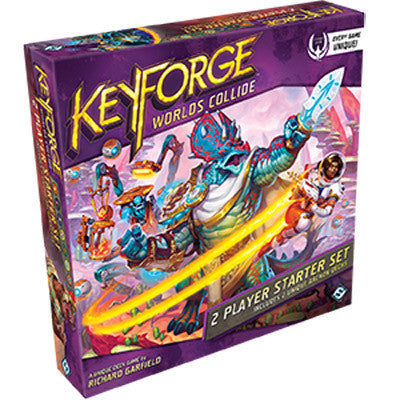 KeyForge: Worlds Collide - Starter Set