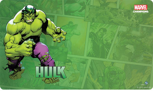 Marvel Champions: The Card Game – Hulk Playmat