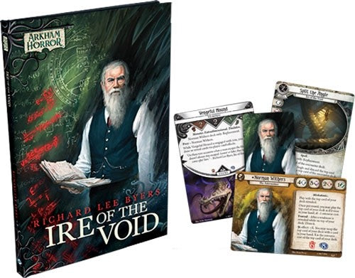 Arkham Horror Novella: Ire of the Void (book)