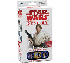 Star Wars Destiny: Legacies - Luke Skywalker Starter Set