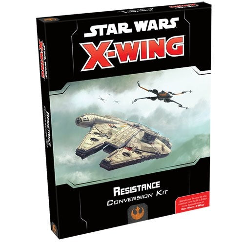 Star Wars X-Wing (Second Edition): Resistance Conversion Kit