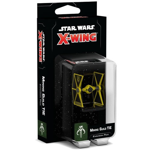 Star Wars X-Wing (Second Edition): Mining Guild TIE Expansion Pack