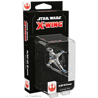 Star Wars X-Wing (Second Edition): A/SF-01 B-Wing Expansion Pack