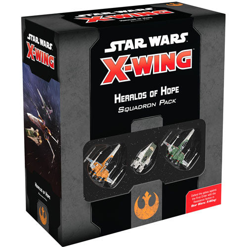 Star Wars: X-Wing (Second Edition) – Heralds of Hope