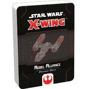 Star Wars: X-Wing (Second Edition) – Rebel Alliance Damage Deck