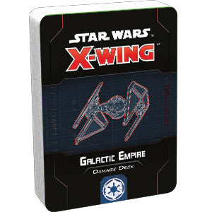 Star Wars: X-Wing (Second Edition) – Galactic Empire Damage Deck