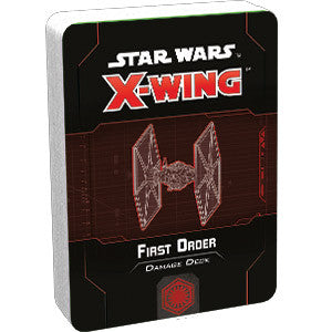 Star Wars: X-Wing (Second Edition) – First Order Damage Deck