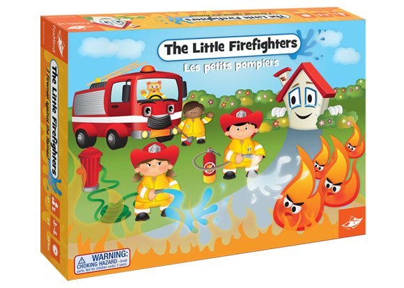 The Little Firefighters