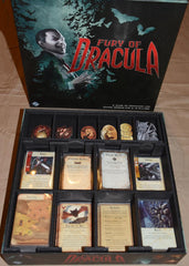 Insert Here - Fury of Dracula (3rd Edition) Organizer