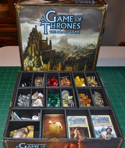 Insert Here - Game of Thrones: The Board Game Organizer