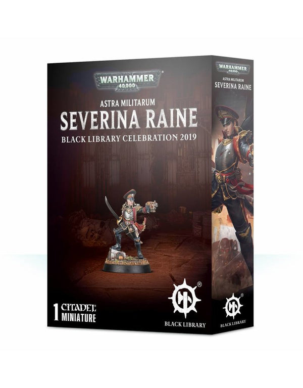 Games Workshop - Warhammer 40,000: Astra Militarum - Severina Raine