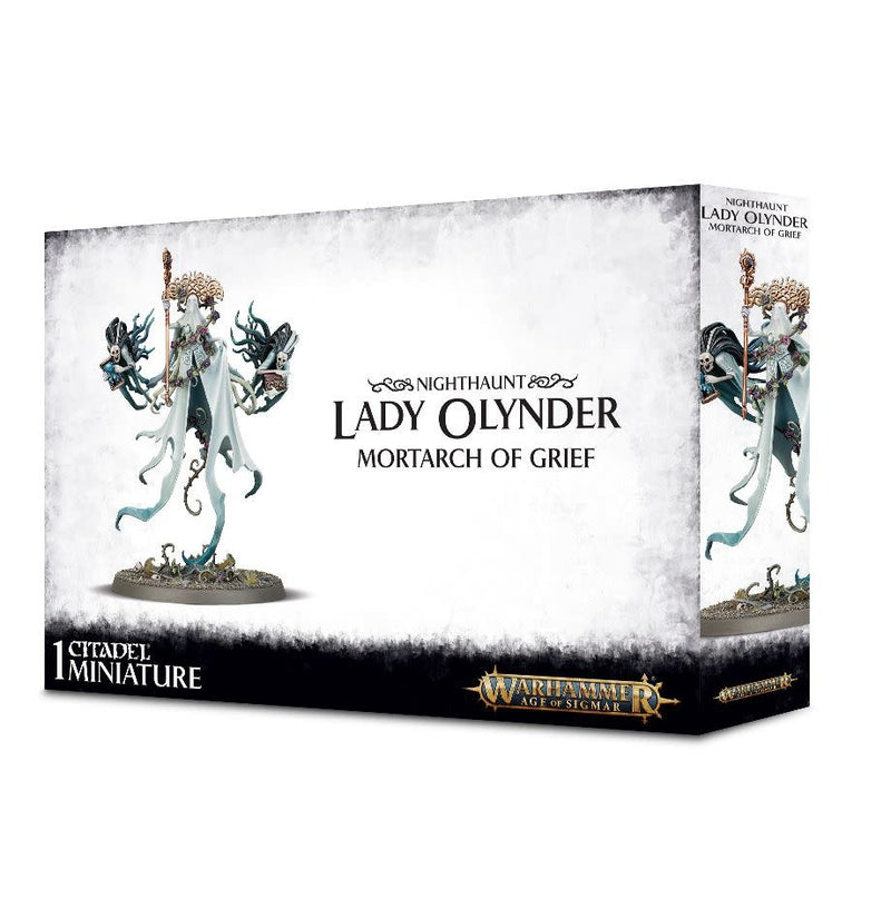Games Workshop - Nighthaunt Lady Olynder, Mortarch of Grief