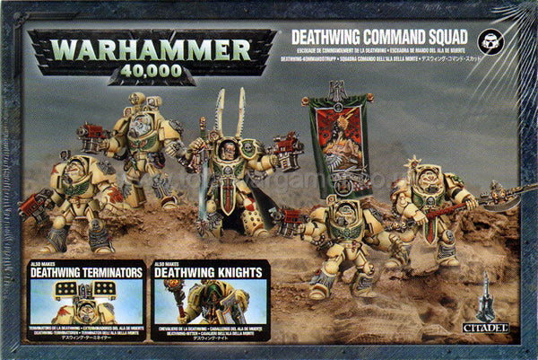 Games Workshop - Deathwing Command Squad