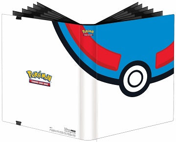 Ultra Pro 9-Pocket PRO-Binder - Pokemon Great Ball