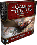 A Game of Thrones: The Card Game (Second Edition) - Dragons of the East