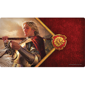 A Game of Thrones: The Card Game (Second Edition) - Kingslayer Playmat
