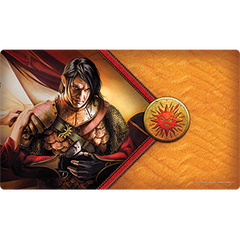 A Game of Thrones: The Card Game (Second Edition) - Red Viper Playmat