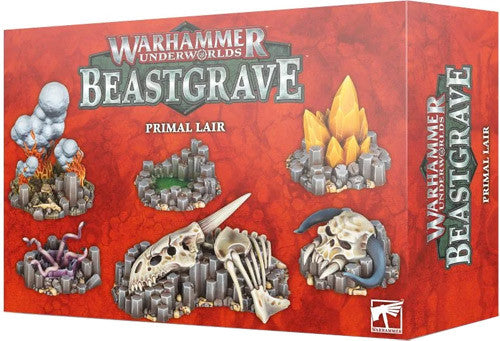 Games Workshop - Warhammer Underworlds: Beastgrave – Primal Lair