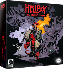 Hellboy: The Board Game - Collector's Edition