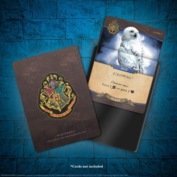 Harry Potter: Hogwarts Battle – Card Sleeves *PRE-ORDER*