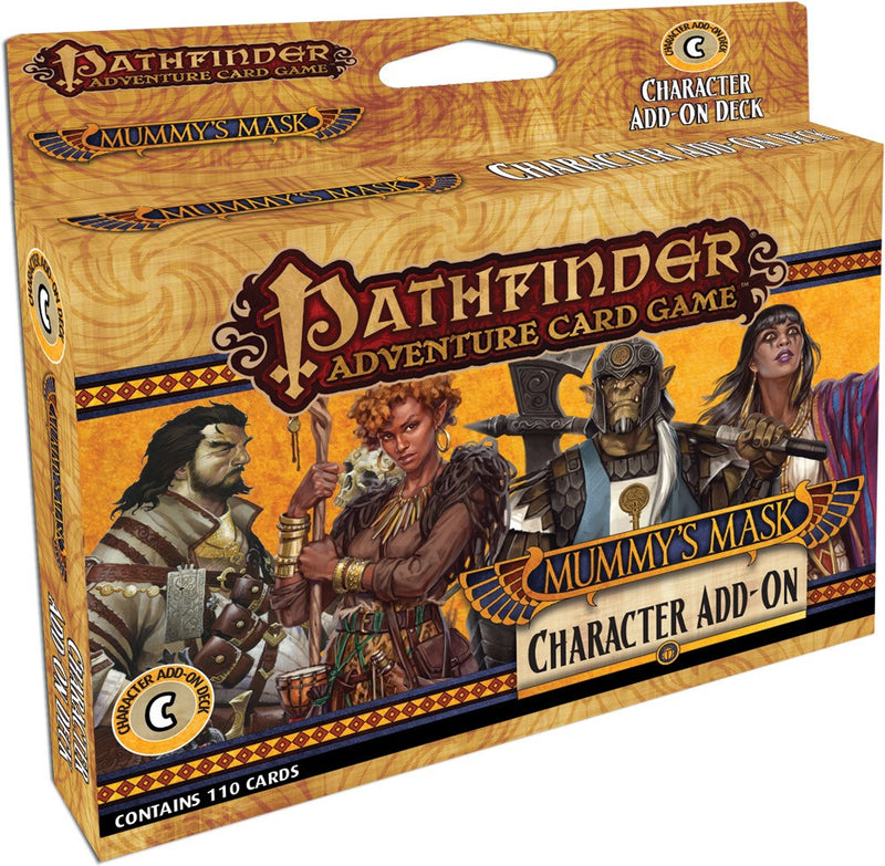 Pathfinder Adventure Card Game: Mummy's Mask - Character Add-On Deck