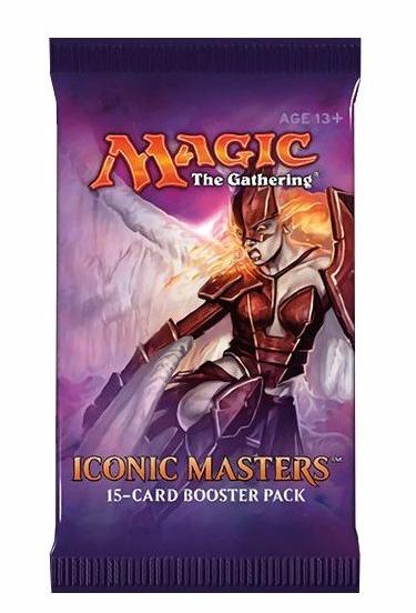 Magic: The Gathering - Iconic Masters Booster Pack