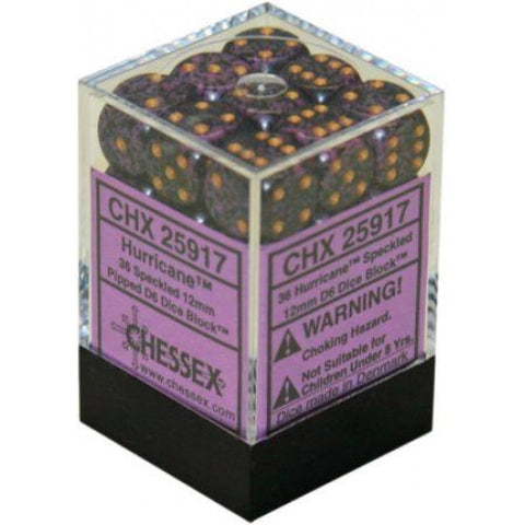Chessex - 36D6 - Speckled - Hurricane