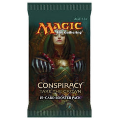 Magic: The Gathering - Conspiracy - Take the Crown Booster - Booster Pack