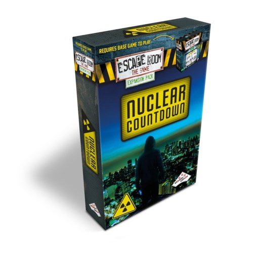 Escape Room: The Game - Nuclear Countdown