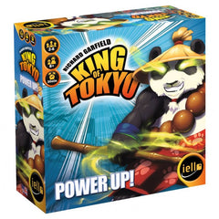 King of Tokyo: Power Up! (New Edition) *PRE-ORDER*