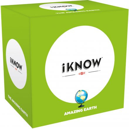 iKNOW: Amazing Earth