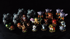 Pre-Painted - Arcadia Quest: Pets (Deluxe Quality)
