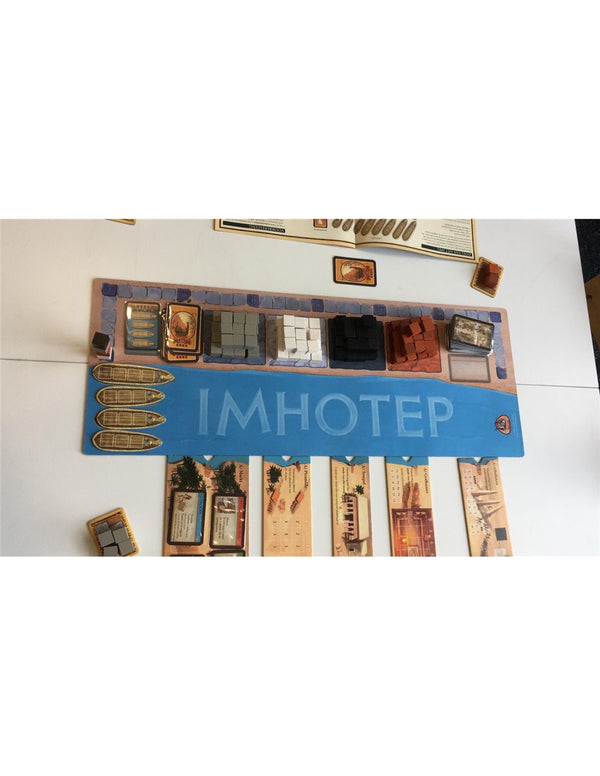 Imhotep: Playmat (Import)
