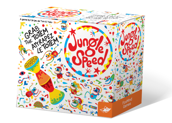 Jungle Speed (New Edition)