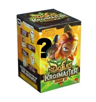 Krosmaster Mystery Box - S2 Single *Read Description*