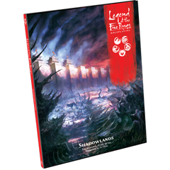 Legend of the Five Rings Roleplaying - Shadowlands