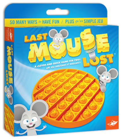Last Mouse Lost (English Edition)