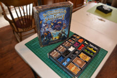 Insert Here - Lords of Waterdeep w/Expansion Organizer
