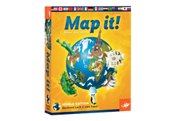 Map It! World Edition