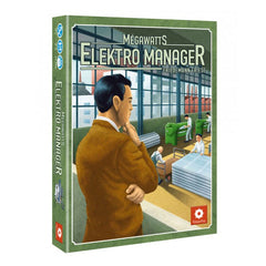 Mégawatts: Elektro Manager (aka Power Grid: Factory Manager) (French)