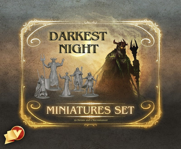 Darkest Night (Second edition): Miniatures Box