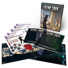 Star Trek Adventures Starter Set (RPG)