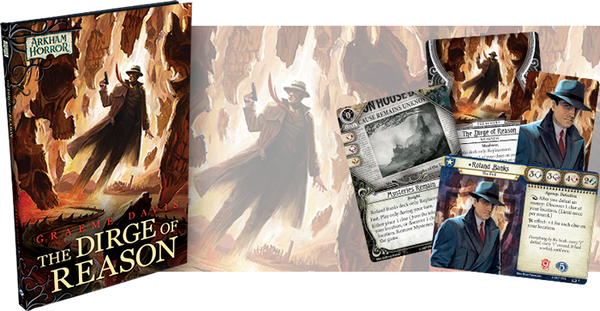 Arkham Horror Novella - The Dirge of Reason